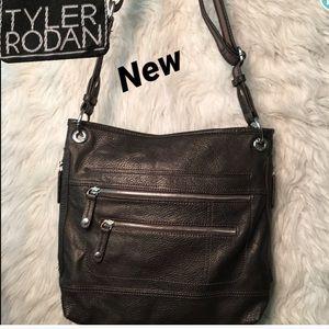 Tyler Rodman Cross body messenger bag